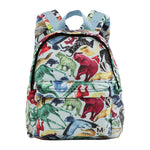 Molo Backpack - Colourful Animals
