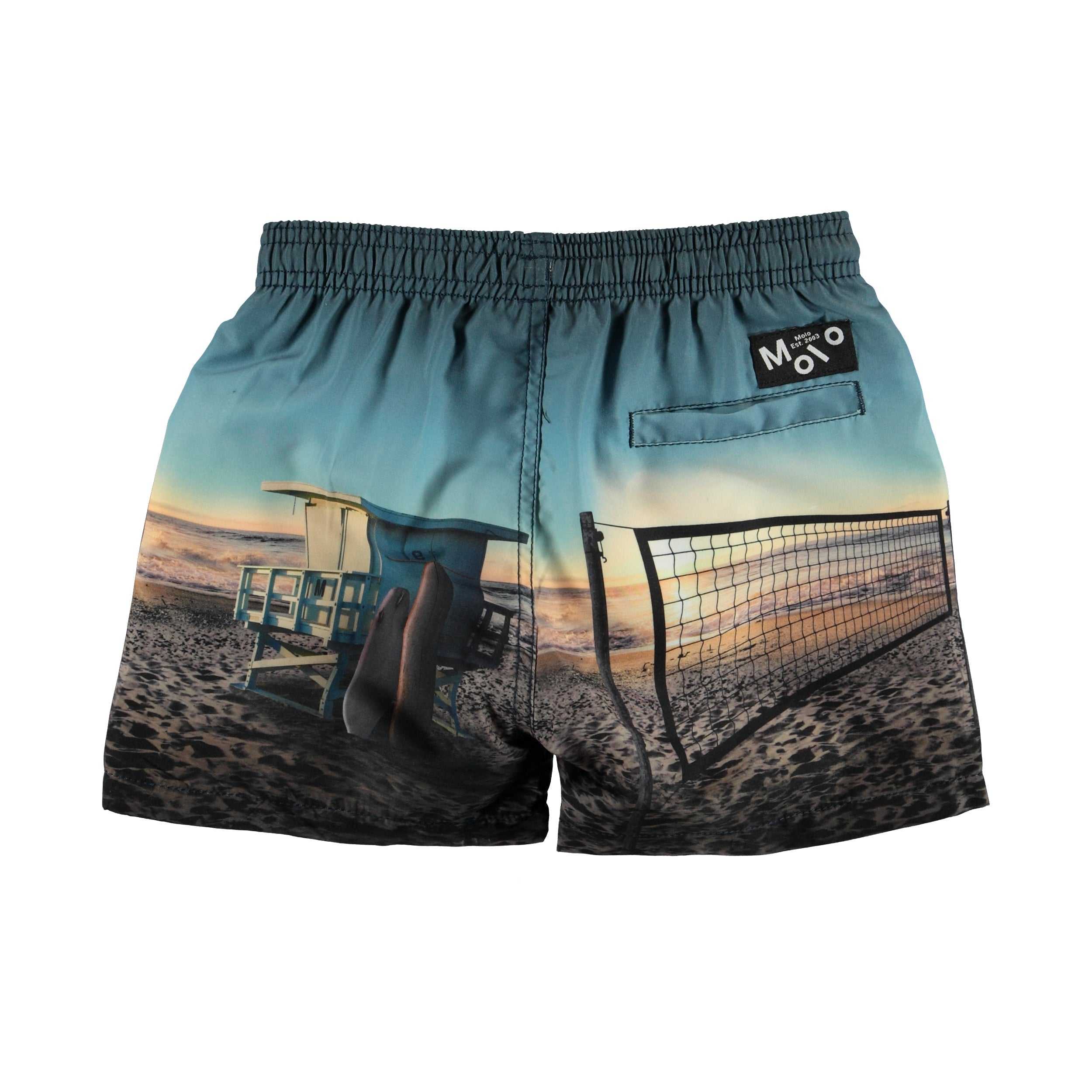 Molo Niko Boardies - On the Beach