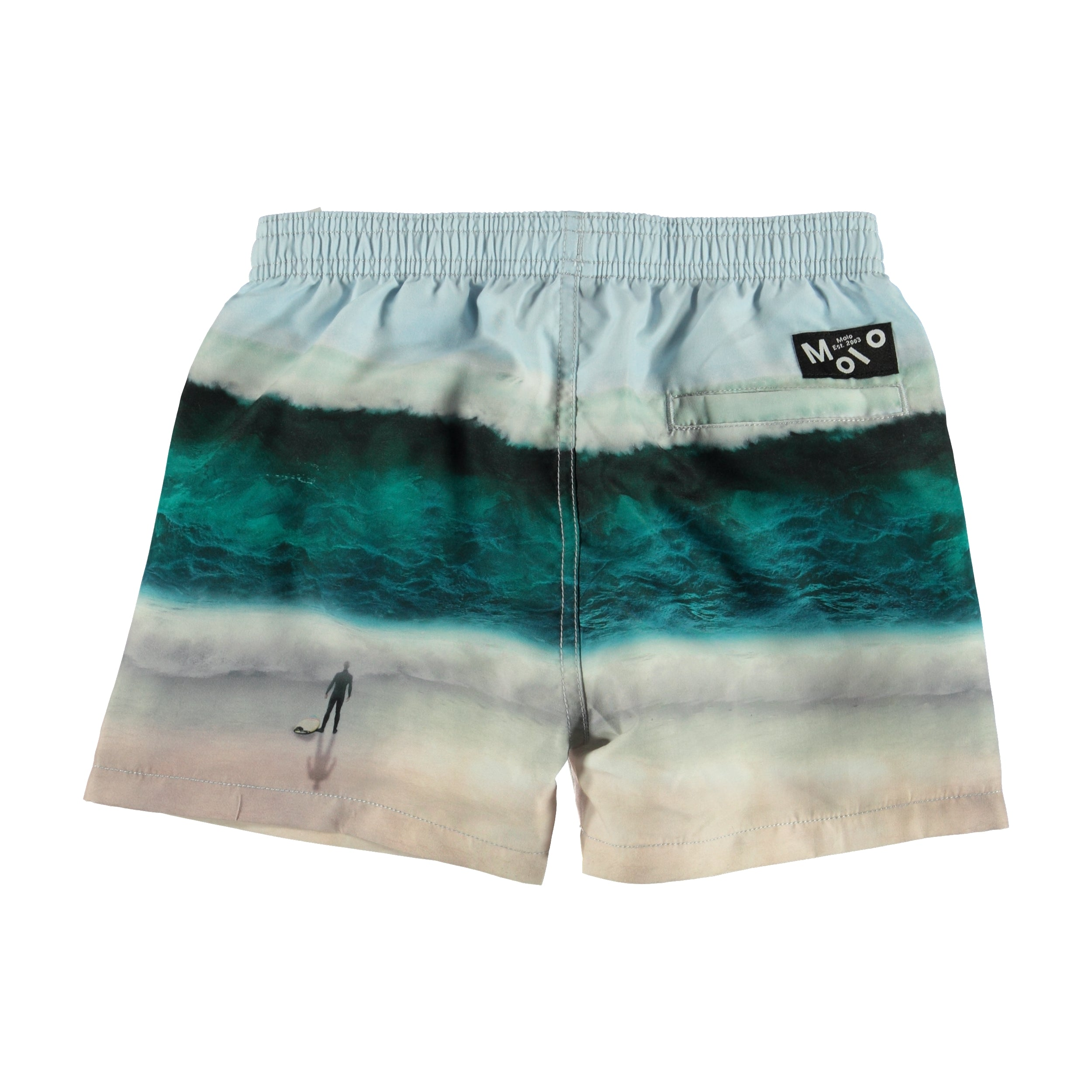 Molo Niko Swim Short - The Big Wave