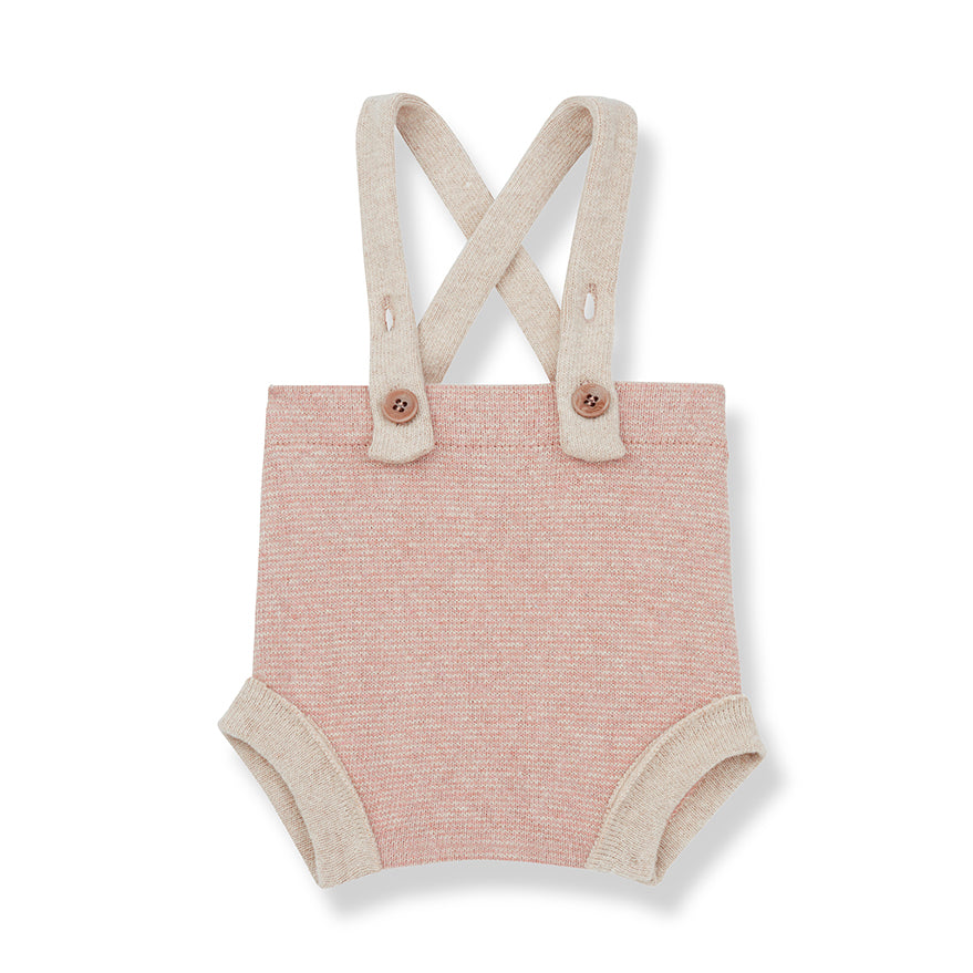 1+ in the Family Annecy Bloomer - Beige/Rose