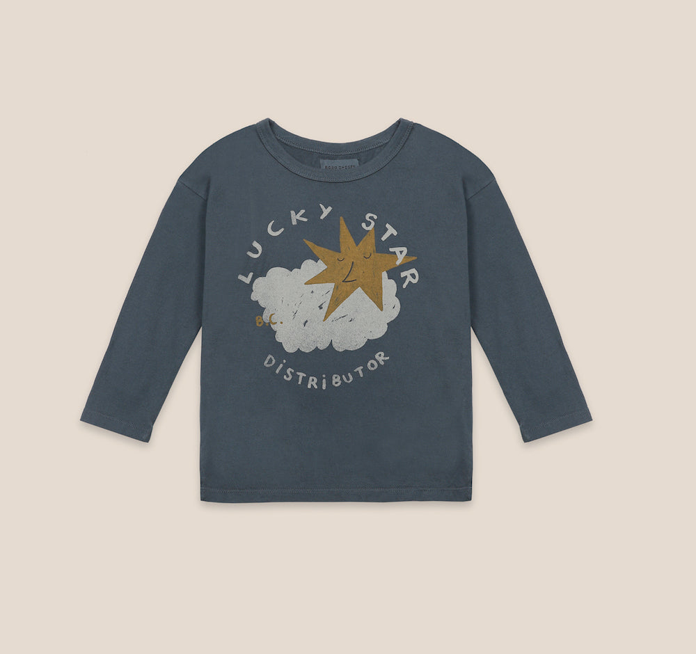 Bobo Choses Lucky Star Long Sleeve Tee