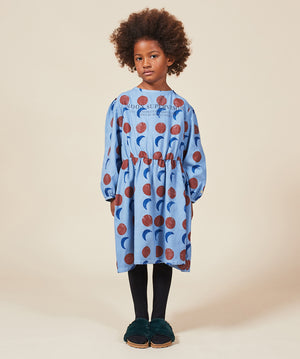 Bobo Choses Solar Eclipse Woven Dress