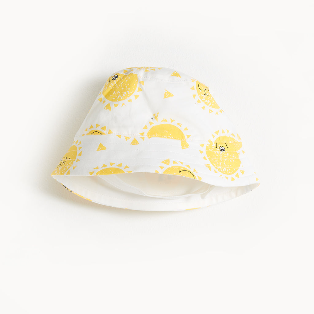 Bonnie Mob Dixon Sun Hat - Sunshine