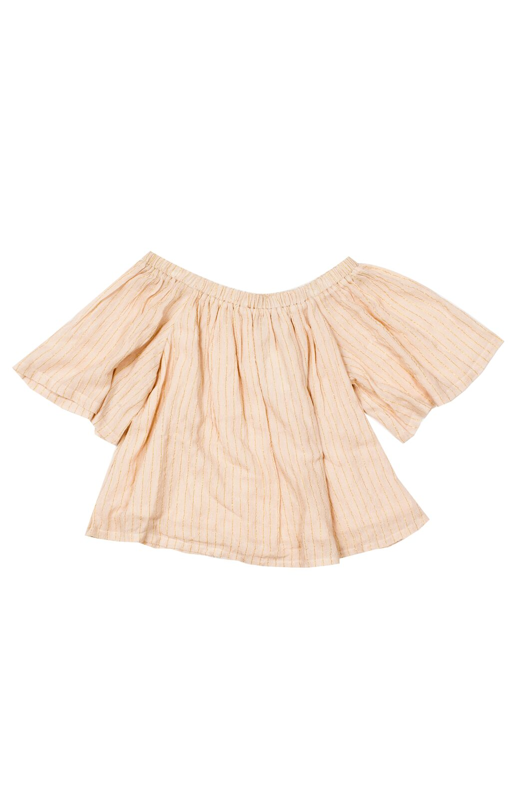 Bowie James Milky Way Woven Top - Stardust