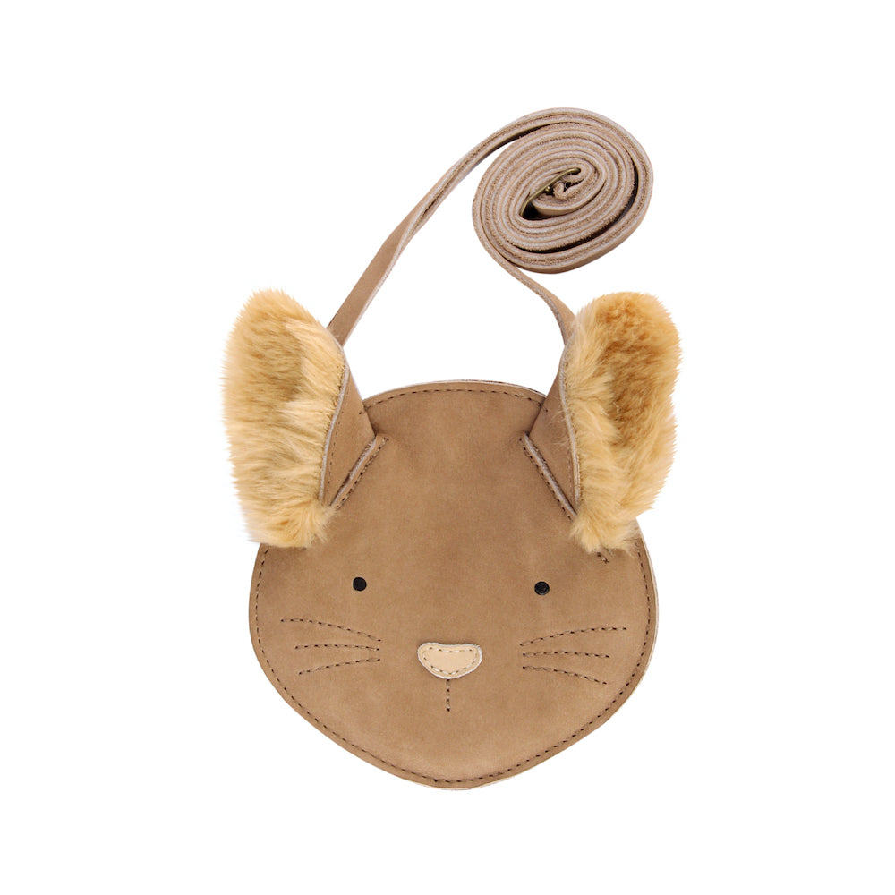 Donsje Britta Exclusive Purse - Squirrel