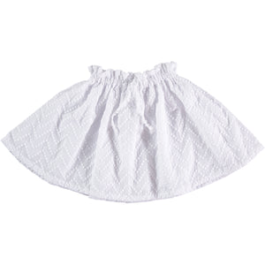 Buho Caroline Skirt - White