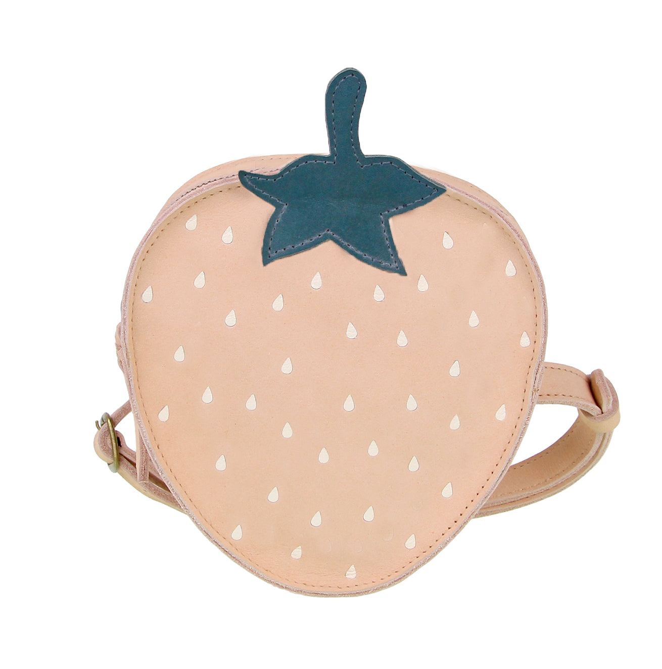 Donsje Nino Fruit Crossbody - Strawberry