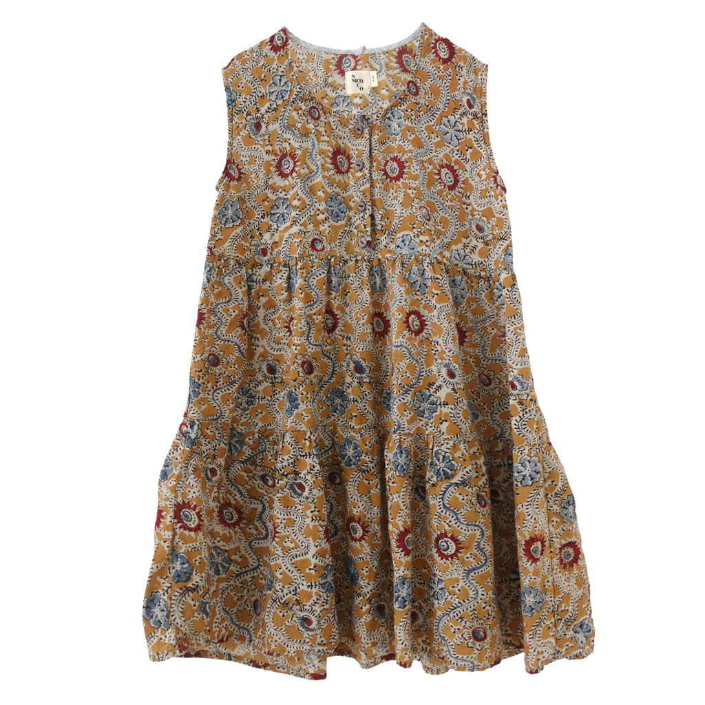 Nico Nico Evelyn Tiered Dress - Wilde