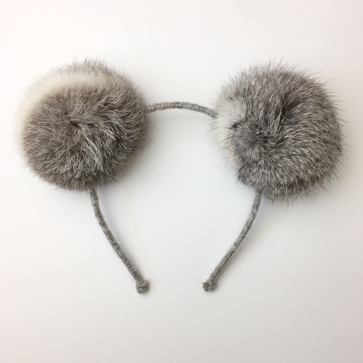 Double Pouf Headband