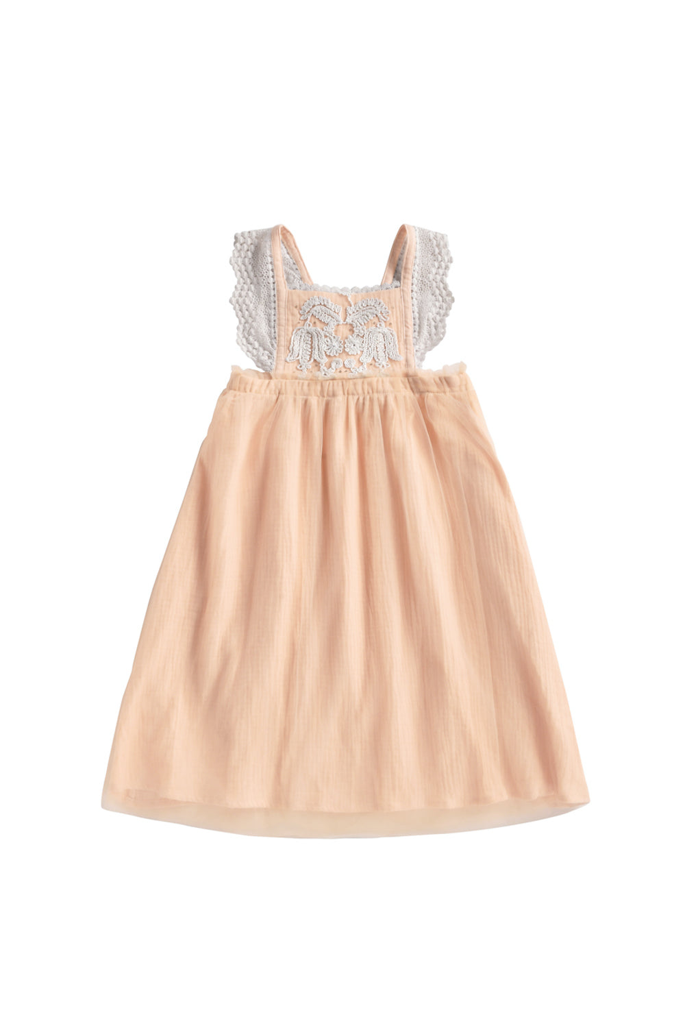 Louise Misha Loukia Dress - Blush