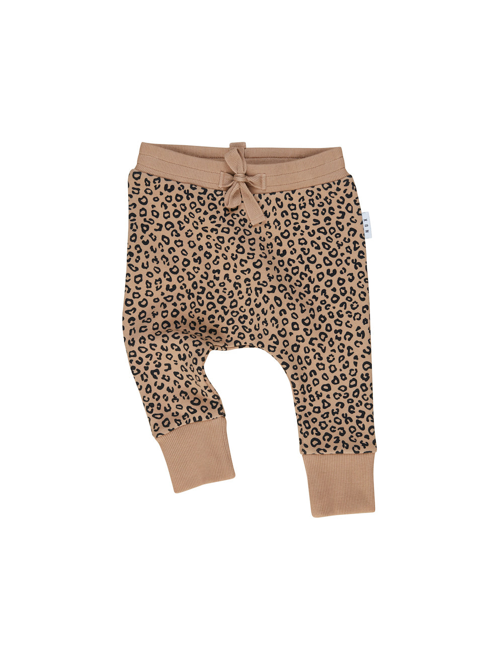Huxbaby Animal Drop Crotch Print - Caramel