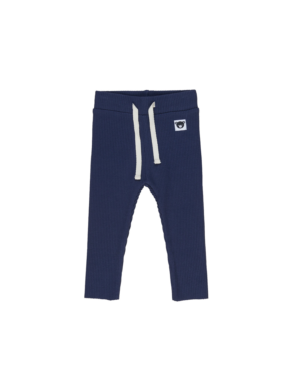 Huxbaby Rib Legging - Dark Blue