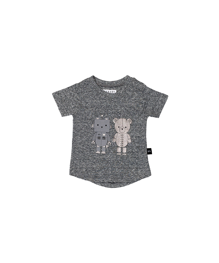 HuxBaby ROBO Friends DB T-shirt