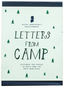 Mr. Boddington's Letter's From Camp