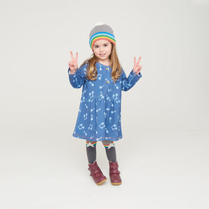 Bonnie Mob Lucy Dress - Music Denim