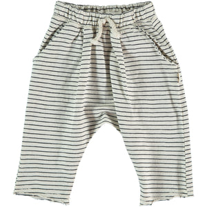 My Little Cozmo Ibiza Knit Trousers - Ivory