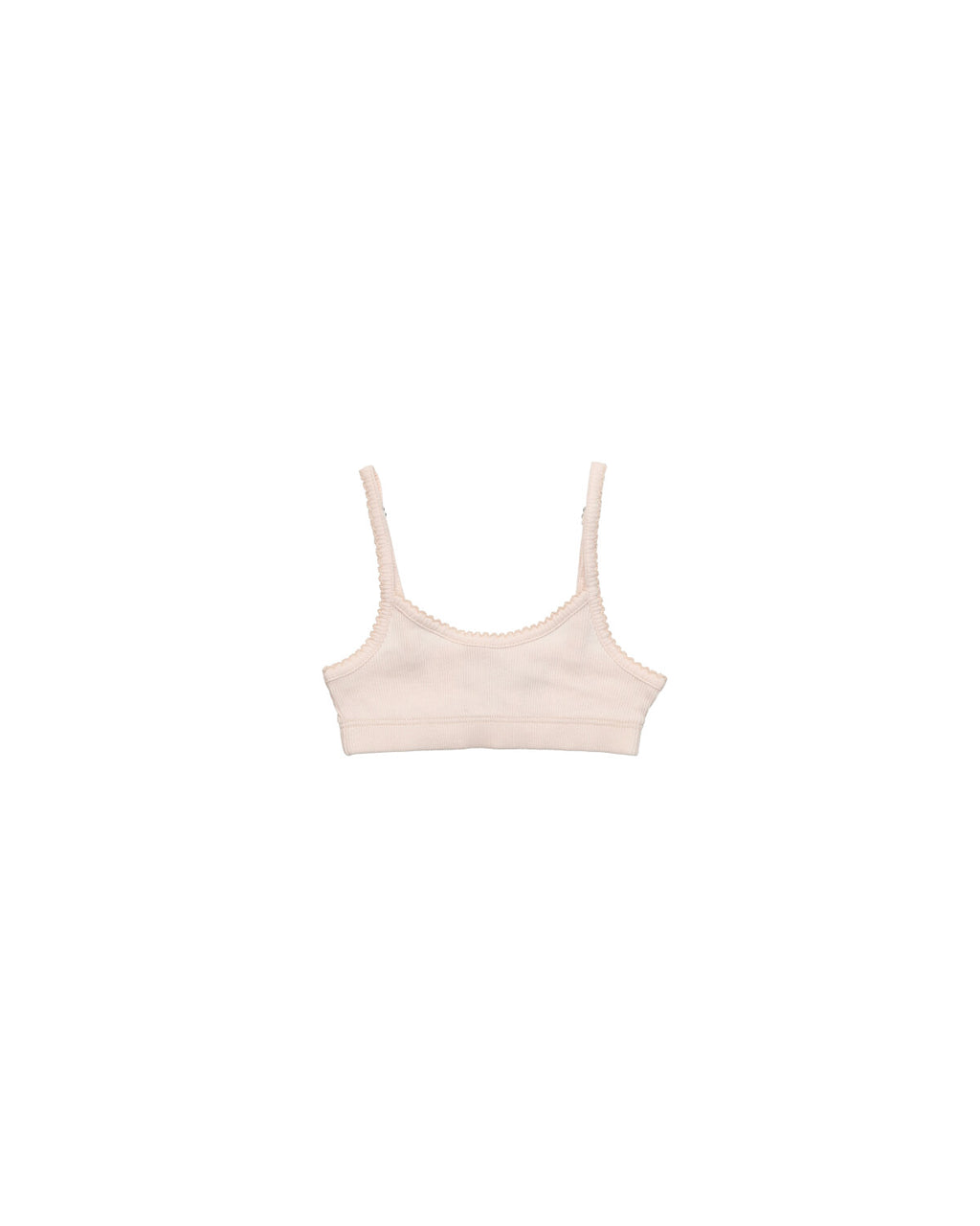 The New Society Mar Top - Blush