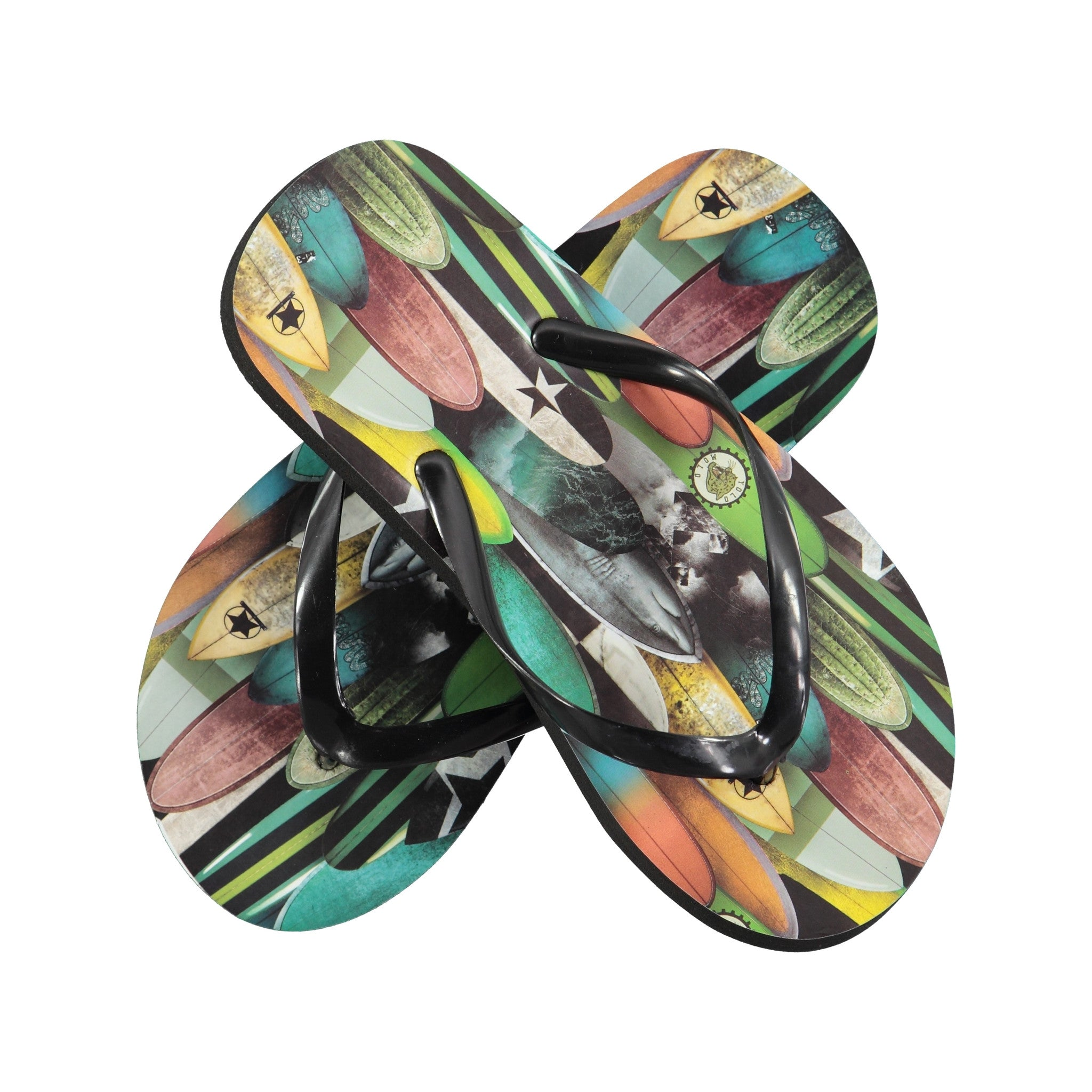 Molo Surfboards Sandals