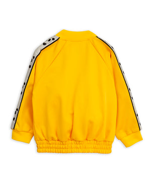 Mini Rodini Panda Jacket - Yellow