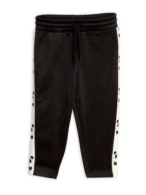 Mini Rodini Panda WCT Pants - Black