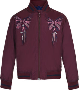 Molo Hazey Jacket - Forestberry