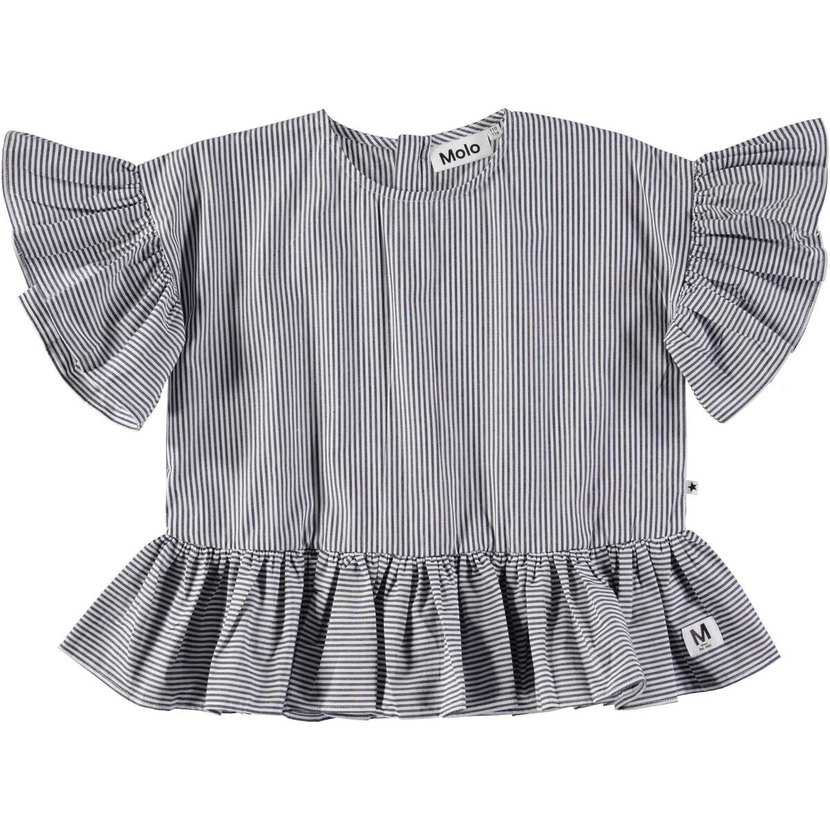 Molo Rain Top - Mini Stripe