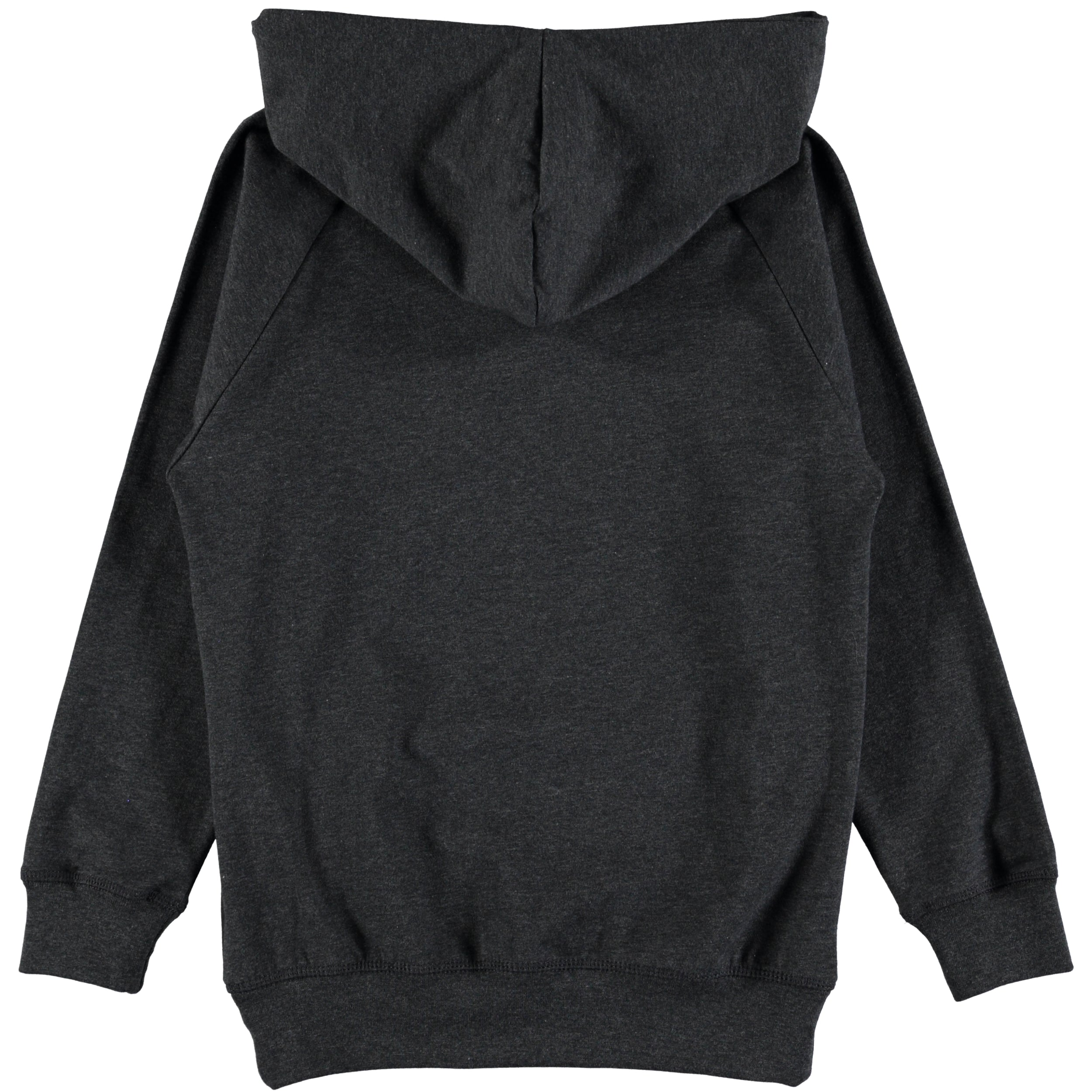 Molo Russel Knit Hoodie - Record Store Colour
