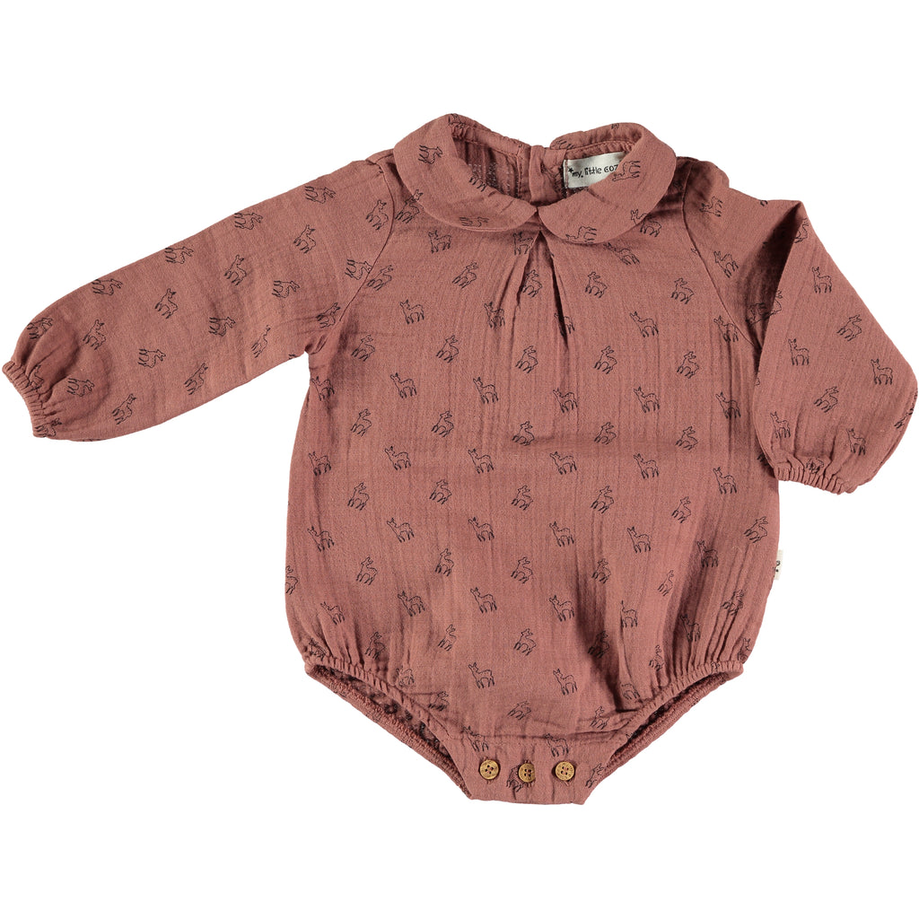 My Little Cozmo Blouse Body Bambi - Tile