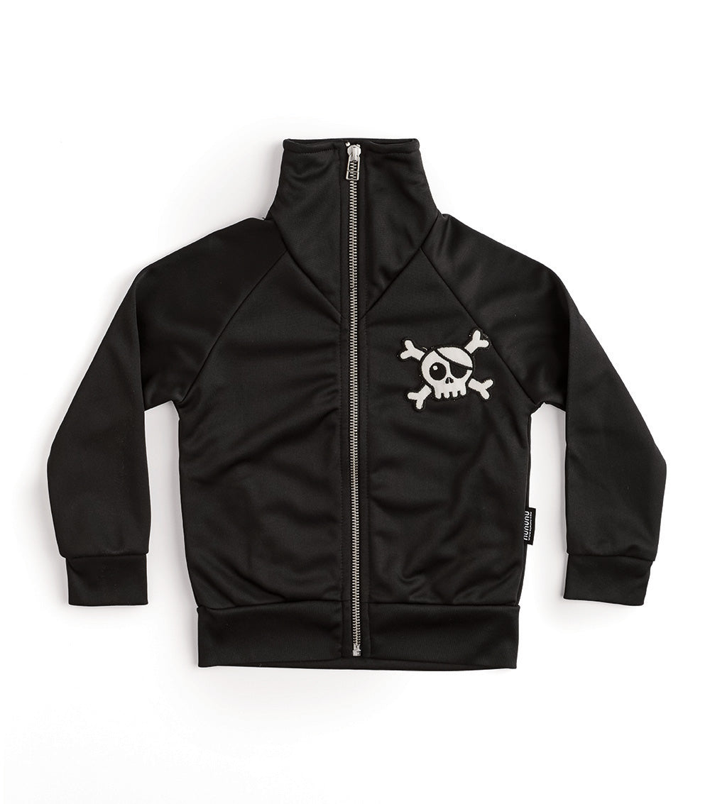 Nununu Patch Training Jacket - Black