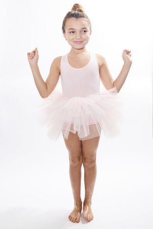 Plum NYC Tutu Dress Shirley/Pink