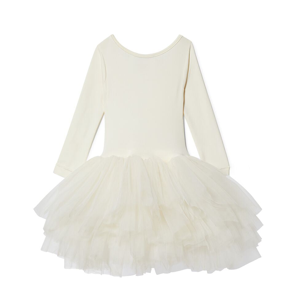 Plum NYC Catherine Tutu - Off White
