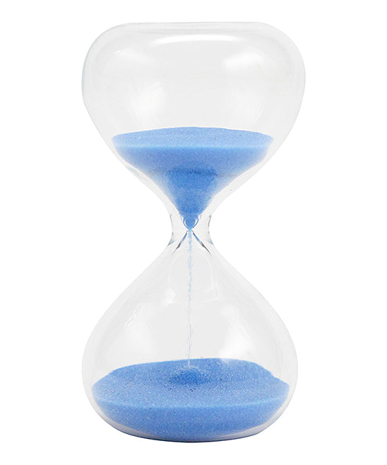Plum & Punch Sand Timer - Blue
