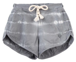 Tocoto Vintage Tiedye Swim Trunk - Grey