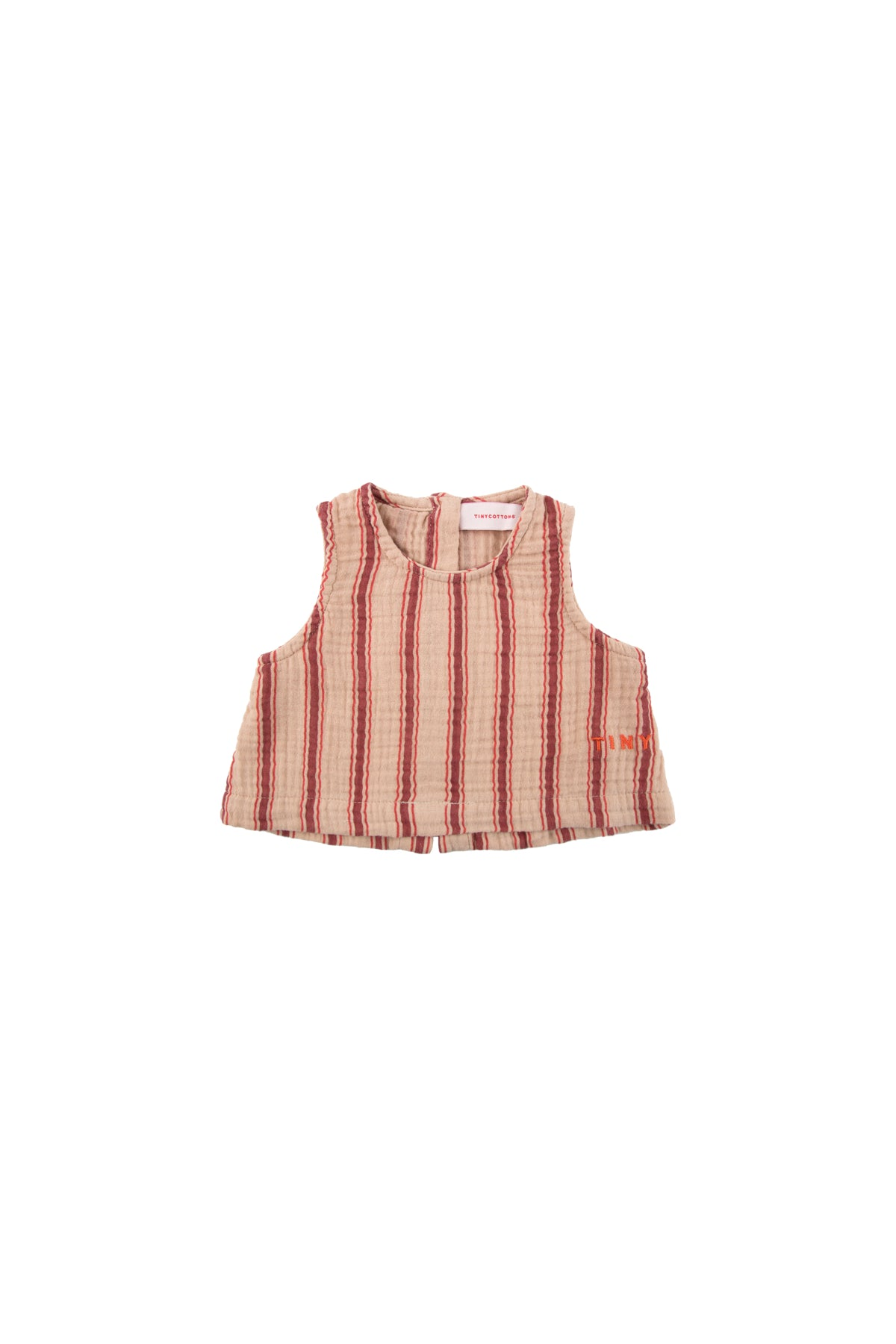 Tiny Cottons Retro Stripes Baby Top