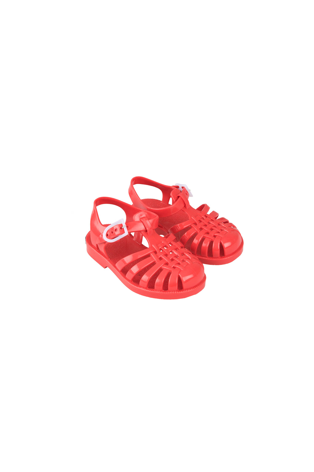 Tiny Cottons Jelly Sandals - Red