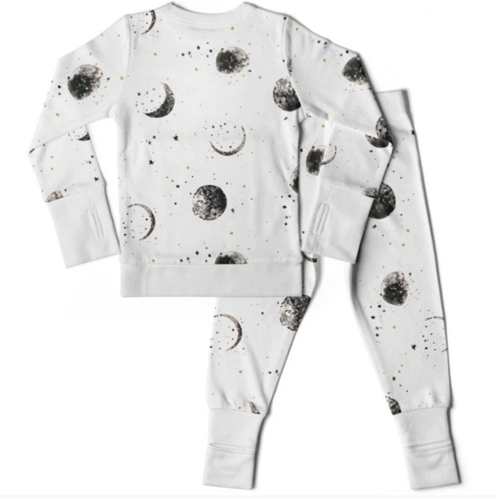 Goumi Kids Loungewear - Many Moons