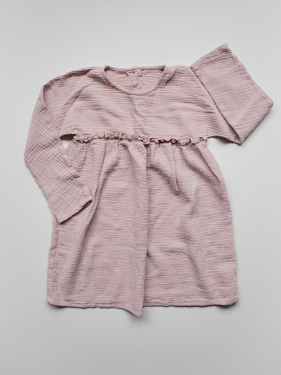 The Simple Folk Simple Smock- Antique Rose