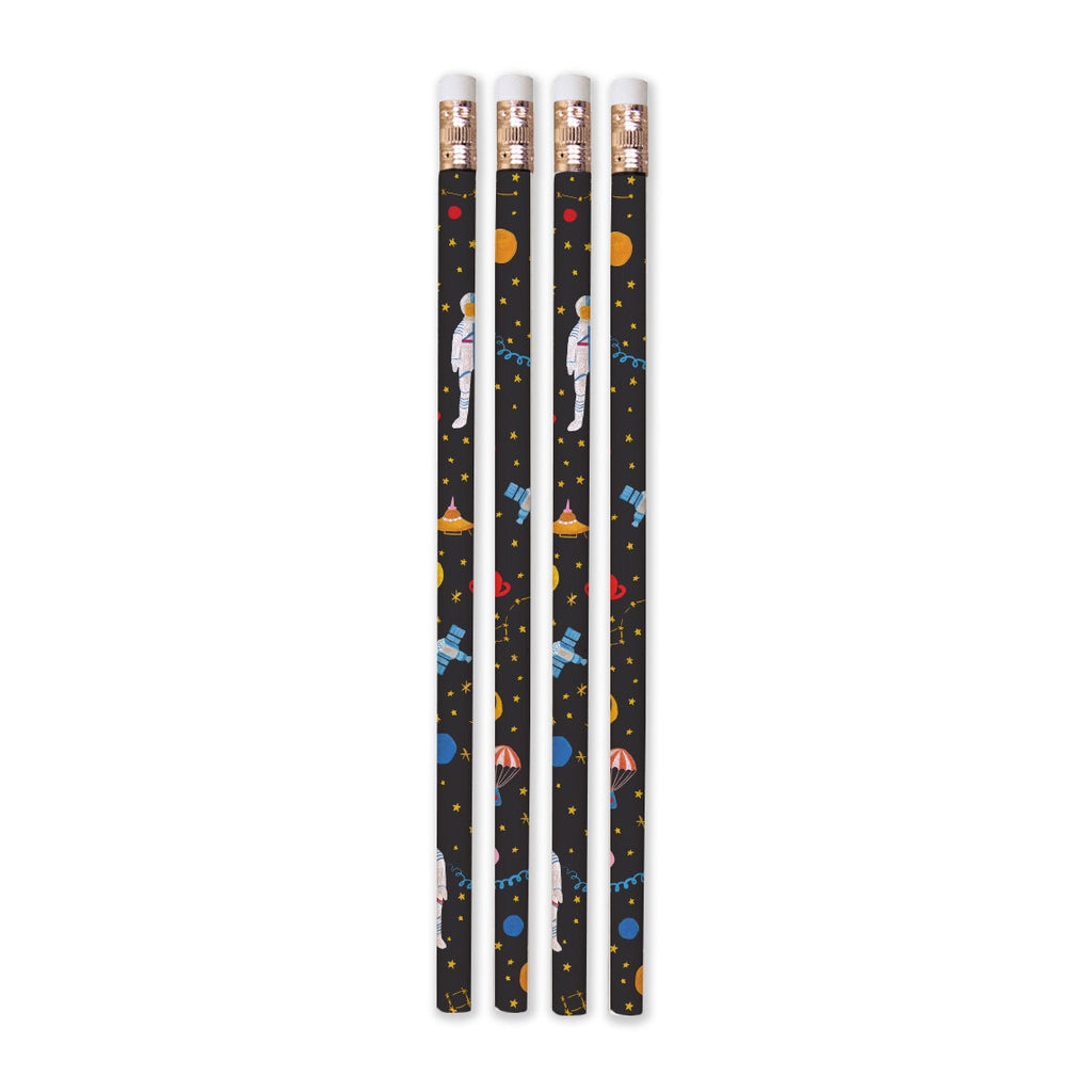 Mr. Boddington's Studio Where is Jupiter? Pencil Set of 4