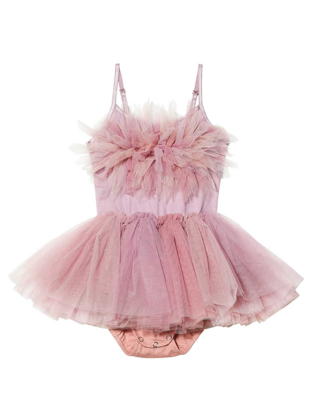 Tutu du Monde Passion Petal Tutu Dress - Periwinkle Mix
