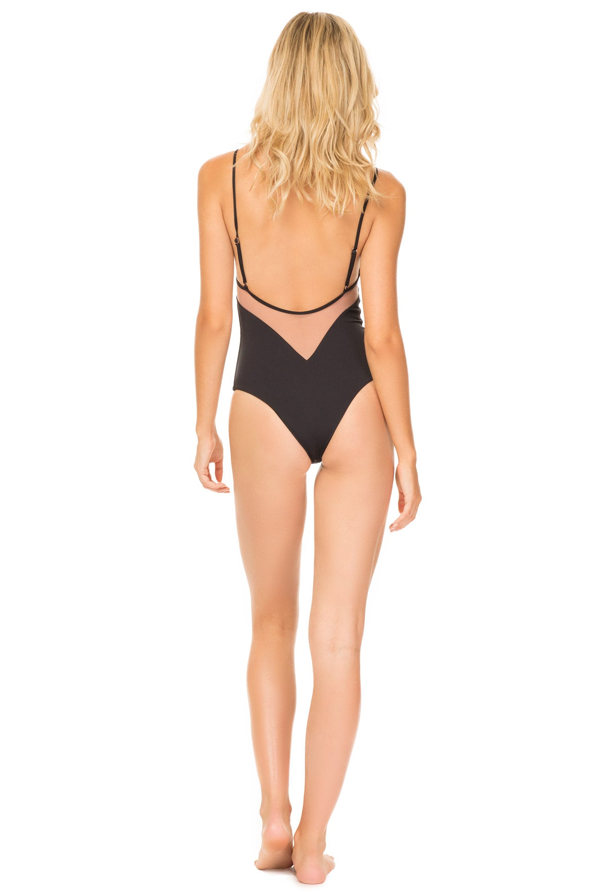 Tori Praver Lulu One Piece - Black