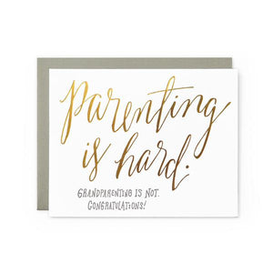 Wild Ink Press Parenting Is Hard Card