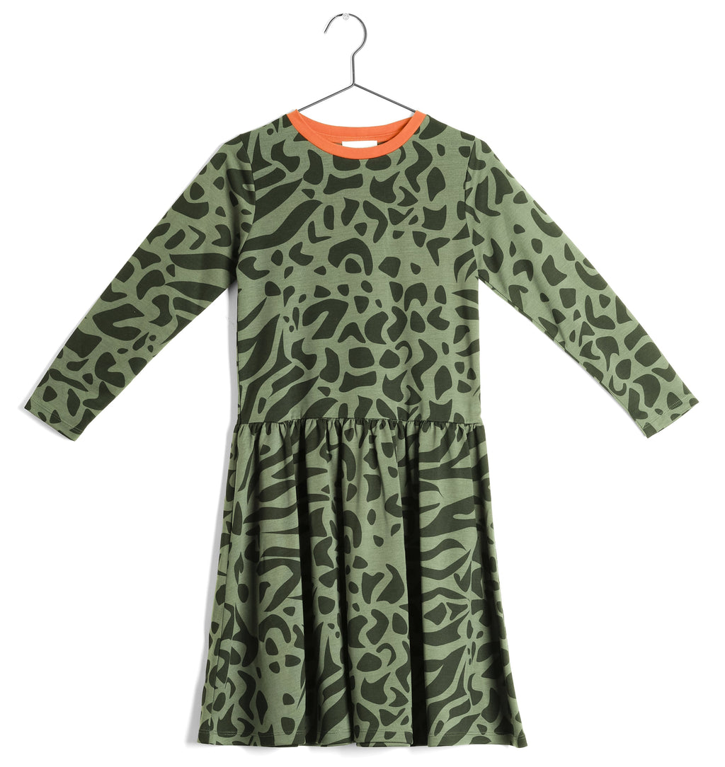 Wolf & Rita Josefina Dress - Superbacana Verde