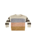 Rylee + Cru Stripe Aspen Sweater - Multicolor
