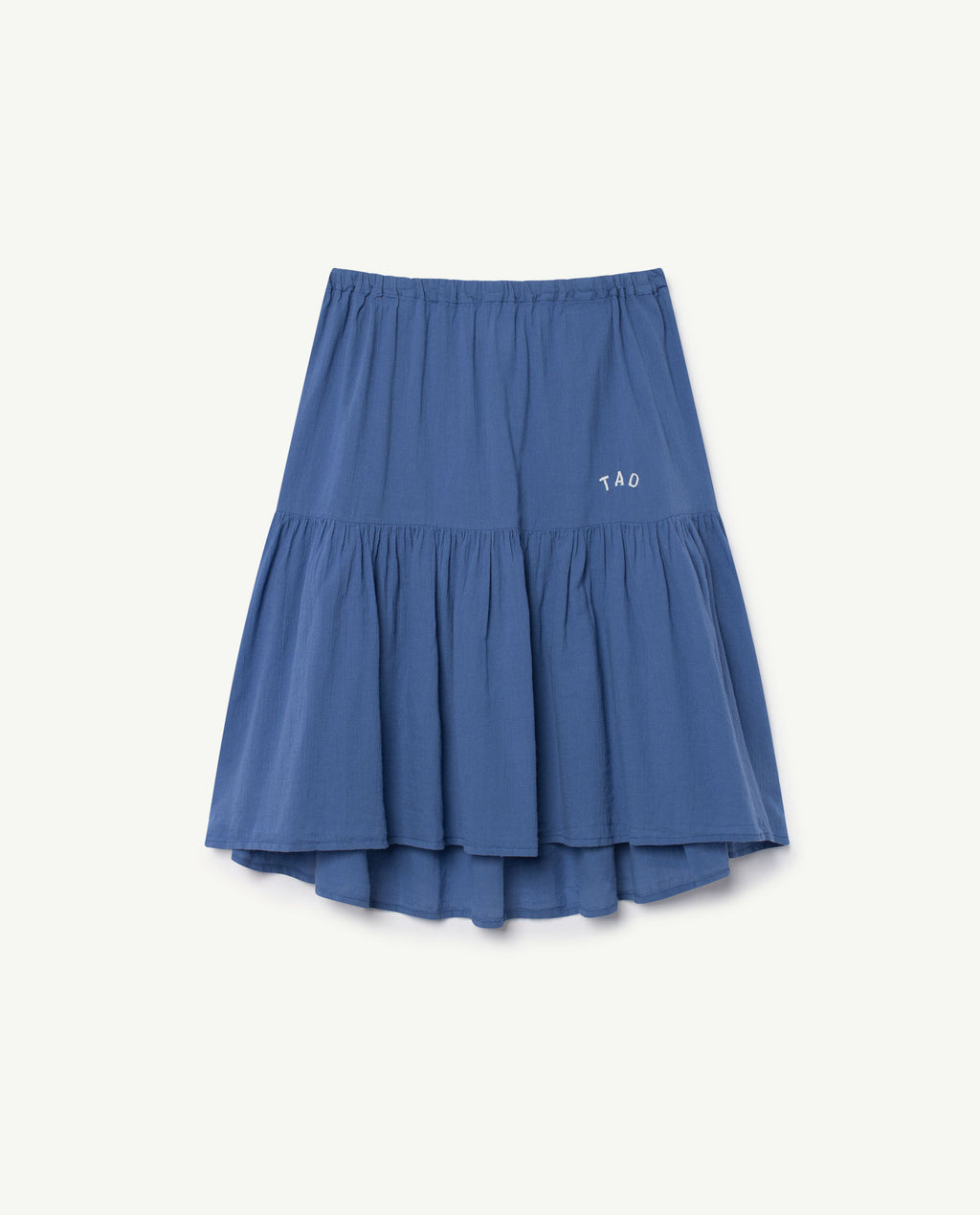 The Animals Observatory Bird Skirt - Blue