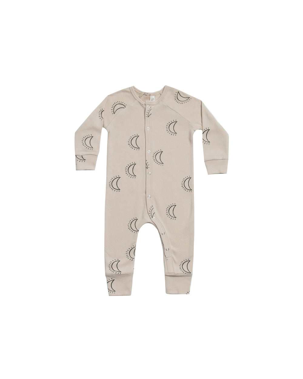 Rylee + Cru Moons Longjohn - Warm Grey