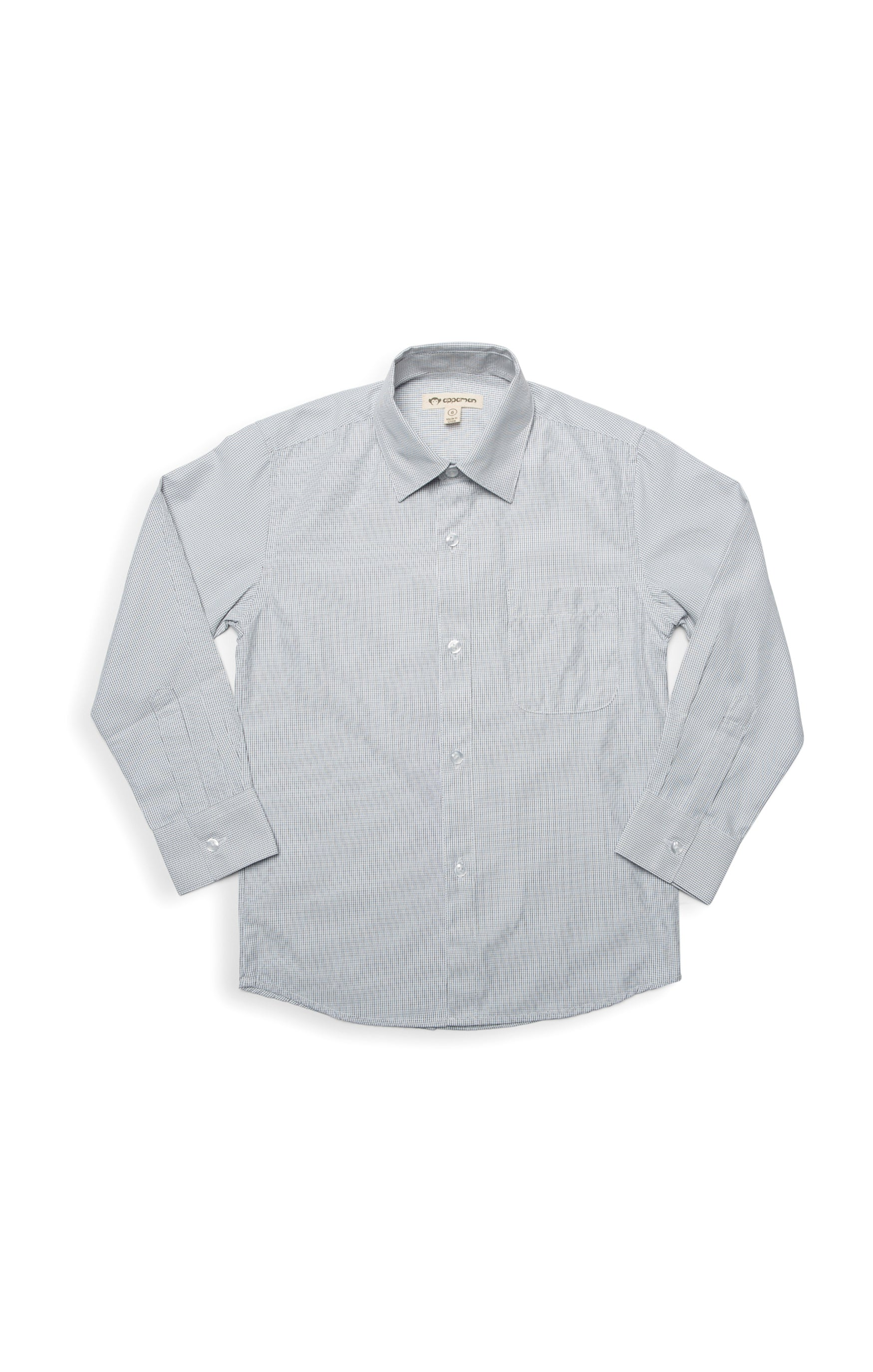 Appaman Dress Shirt - Micro Windowpane