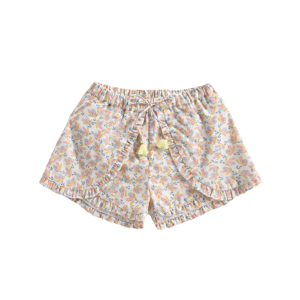Louise Misha Asha Shorts - Cream Petals
