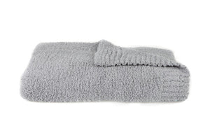Saranoni Luxury Bamboni Blanket Gray