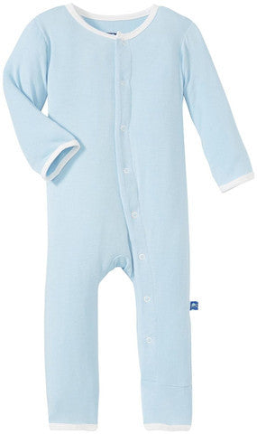 Kickee Pants I Love Mom Coverall