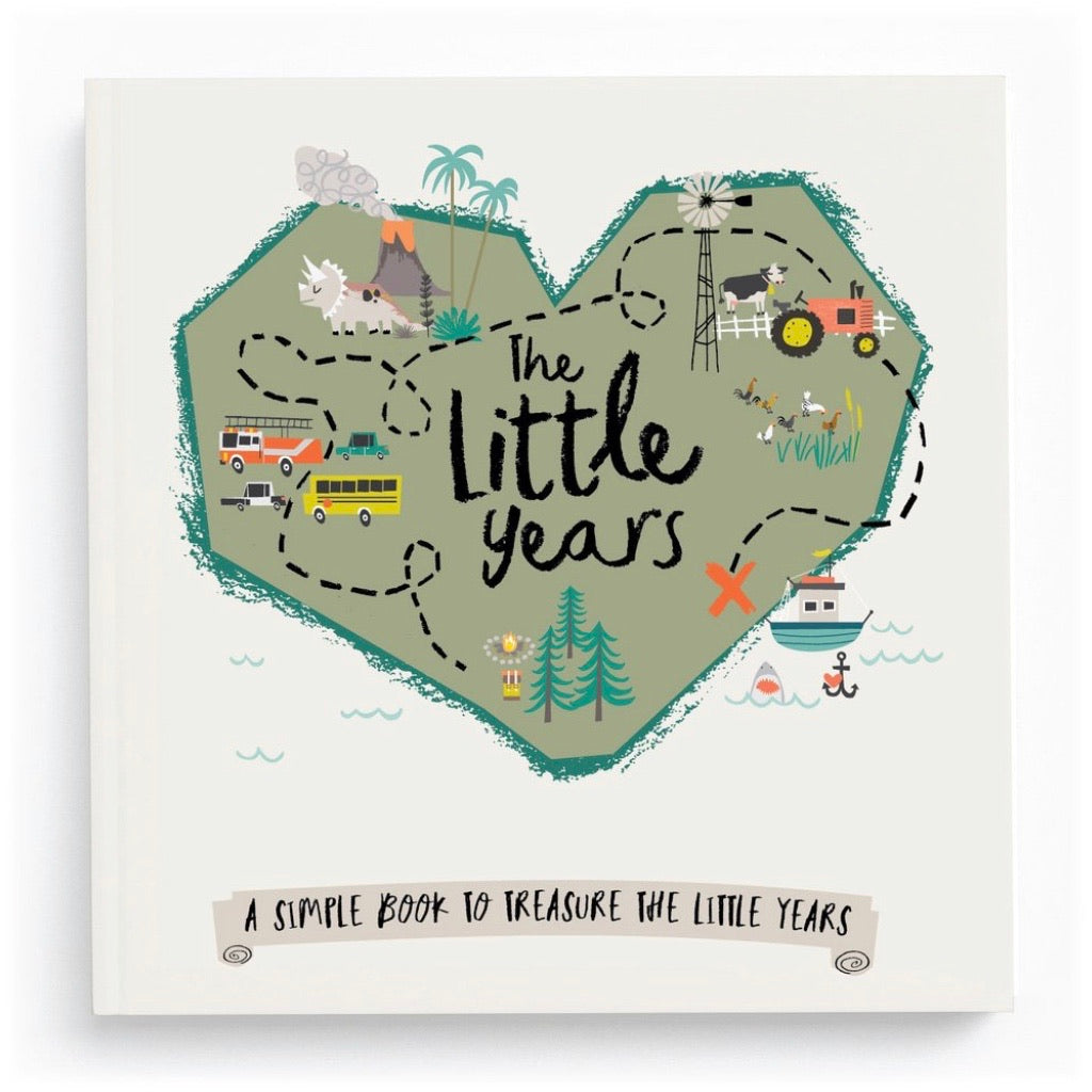 Lucy Darling The Little Years Toddler Book - Boy